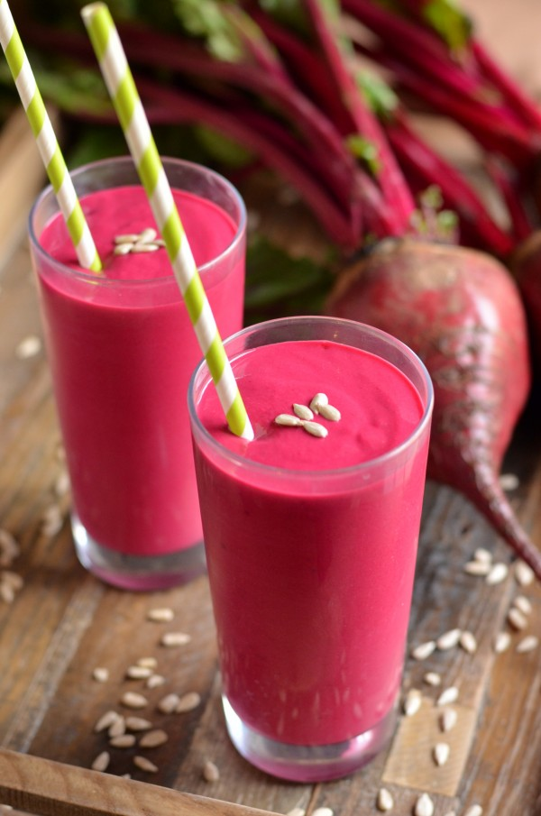 Pink Smoothie Recipe