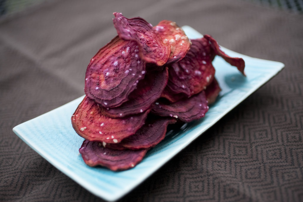 Red Beet Chips Recipe
